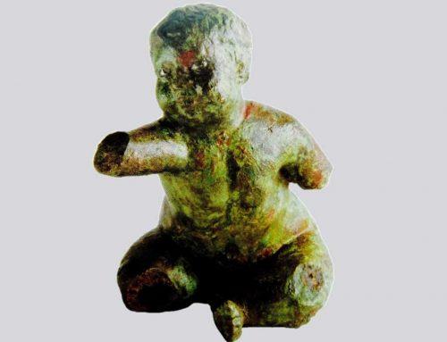 Statuetta di bambino